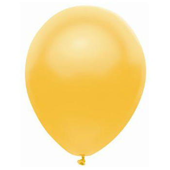Funsational Gold Latex Balloons Giant 50 Pk