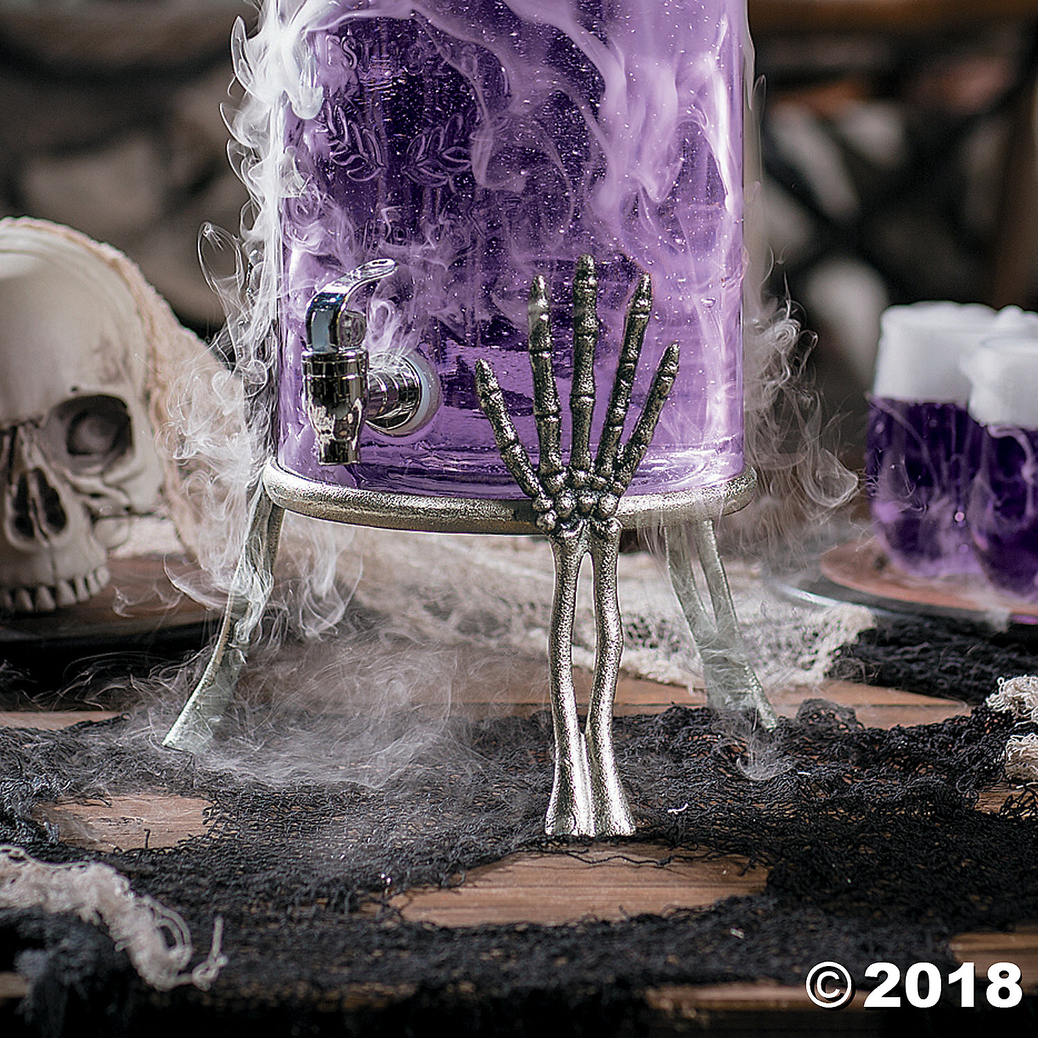 halloween drink dispenser stand-1pc party supplies canada - open a party