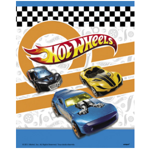 Hot Wheels Party Supplies Pack For 16