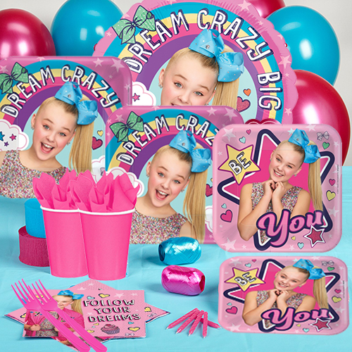 JoJo Siwa Party Pack For 16