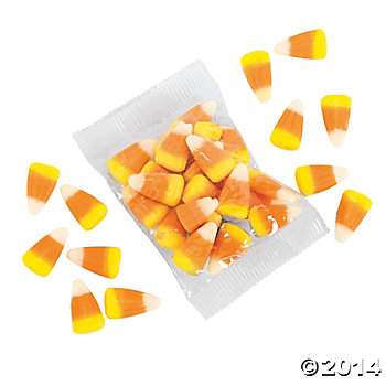 Candy Corn Packs - 32 Packages