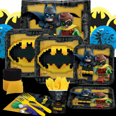 Lego Batman Birthday Party Supplies Party Supplies Canada - Open A ...