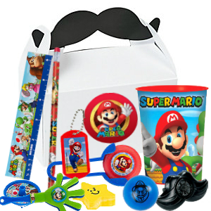 Super Mario Deluxe Filled Loot Box