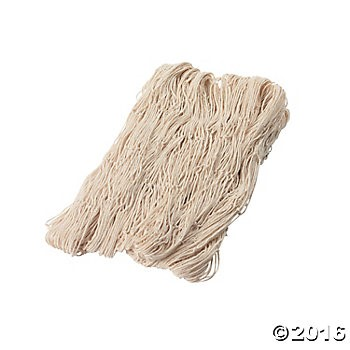 Natural Fish Nets 6pc