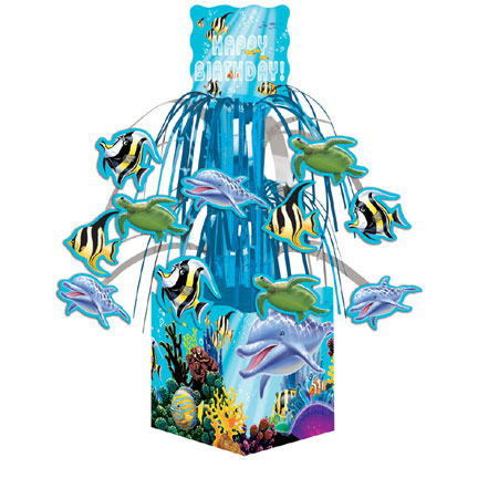 Ocean Party- Centerpiece