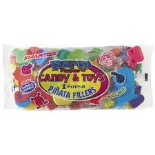 Pinata Filler 1 Pound Candy and Toys