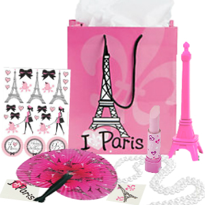 Paris Deluxe Filled Gift Bag