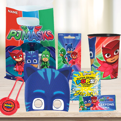 30 OFF PJ Masks Loot Pack