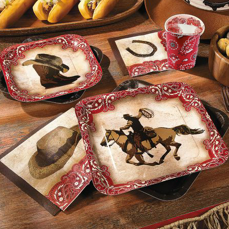Western Premium Party Pack for 16 & Western Decorations \u0026 Party Supplies Party Supplies Canada - Open A ...