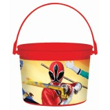Power Rangers Party Supplies: Party Pail