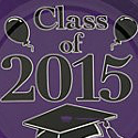 Purple Graduation Supplies