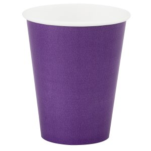 Deep Purple Cups Big 14 Pack