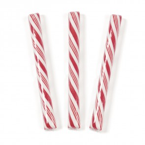Red Striped Candy Sticks - 80 Pk