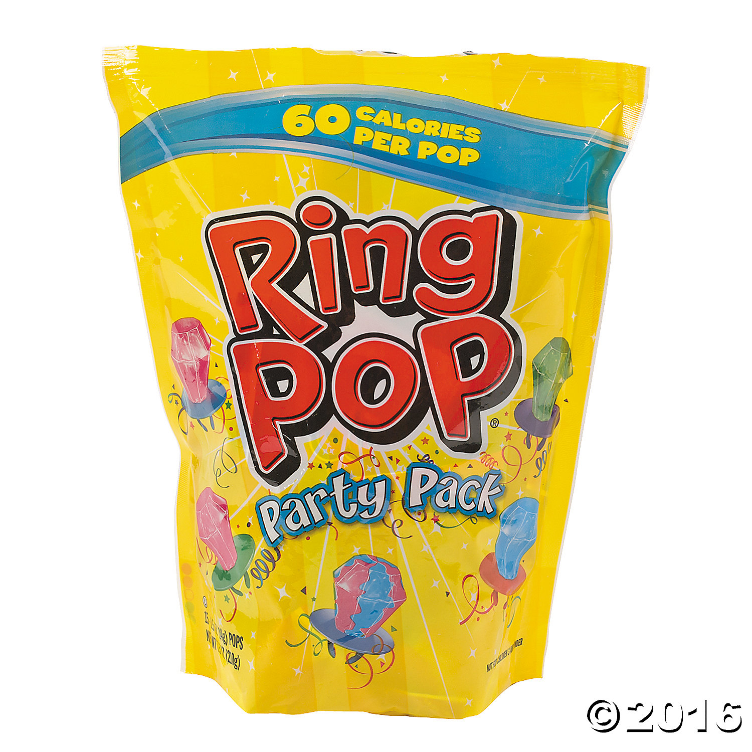 Ring Pops 15 Pk Party Supplies Canada Open A Party