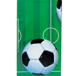 Soccer 3D Rectangle TableCover