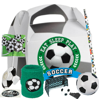 30% OFF: Soccer Loot Box with 8 Toys