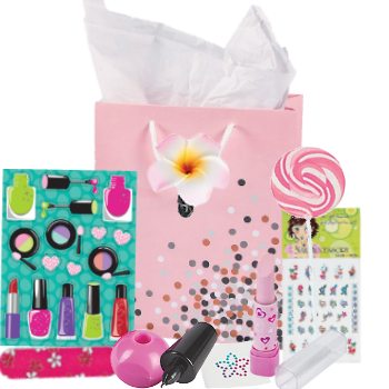 Spa Party Deluxe Loot Gift Bag