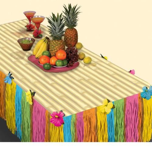 Luau Table Decor Package