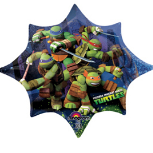 *TMNT Party: Jumbo Foil Balloon