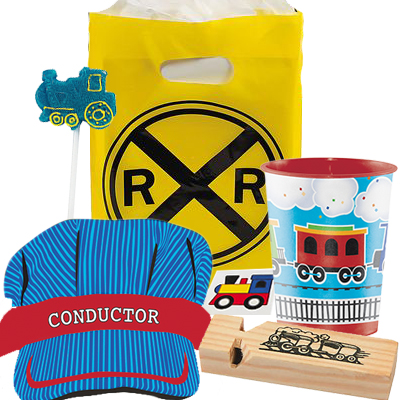 40% OFF: Train Party Loot Pack
