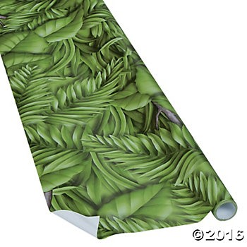 Tropical Foliage Paper Roll