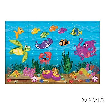 Under the Sea Design-A-Room Set