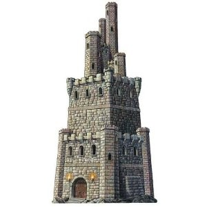 Giant 4 Ft. Castle Tower