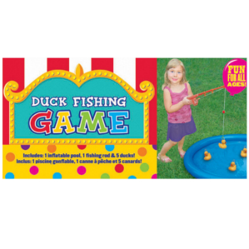 50% Off: Duck Fishing Kit 7pc