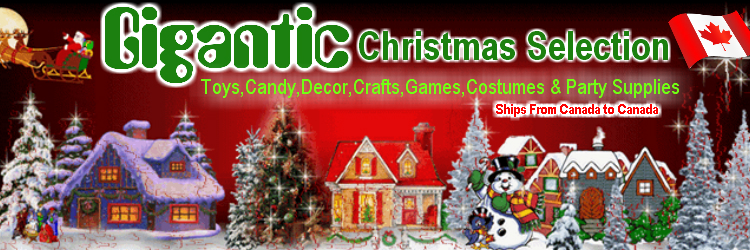Christmas Toys,Games,Candy and Party Supplies