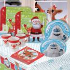 Rudolph Christmas Party Supplies