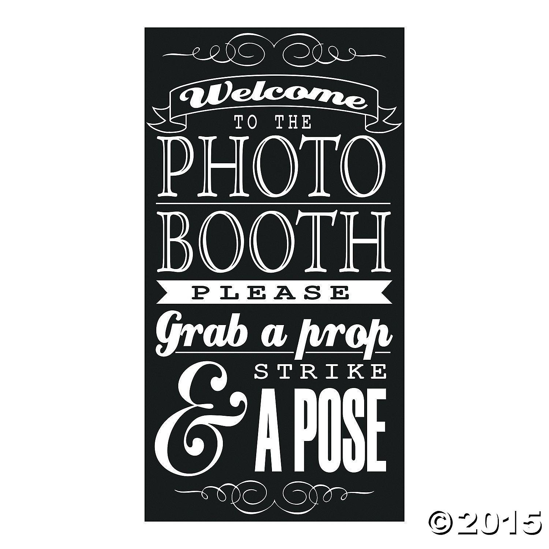 Wedding Photo Booth Supplies Party Supplies Canada - Open A Party e0a3c320adea