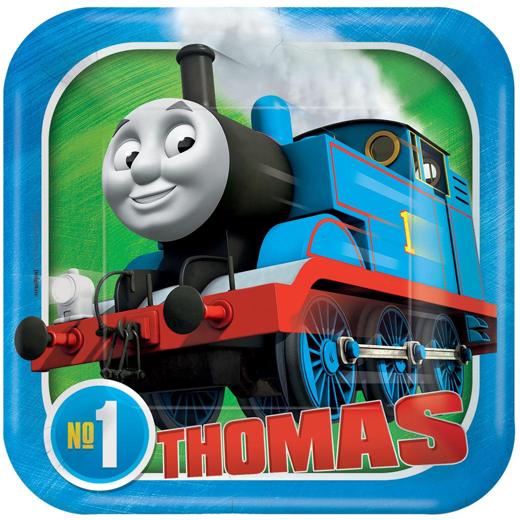 Thomas Deluxe Dessert Plates