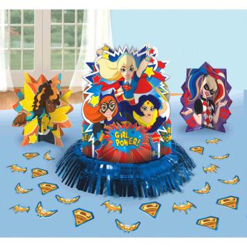 DC Superhero 23 Piece Table Decor Kit