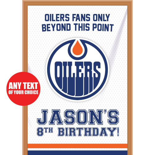 Edmonton Oilers Party Supplies Party Supplies Canada