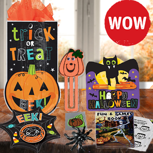 Pre-Made Loot Bags Party Supplies Canada - Open A Party