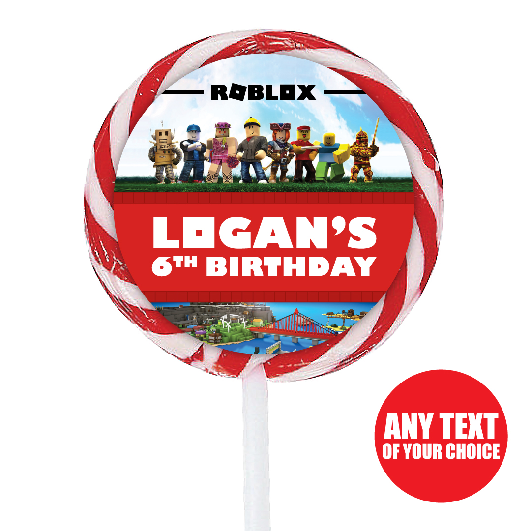 Roblox Girl With Lollipop