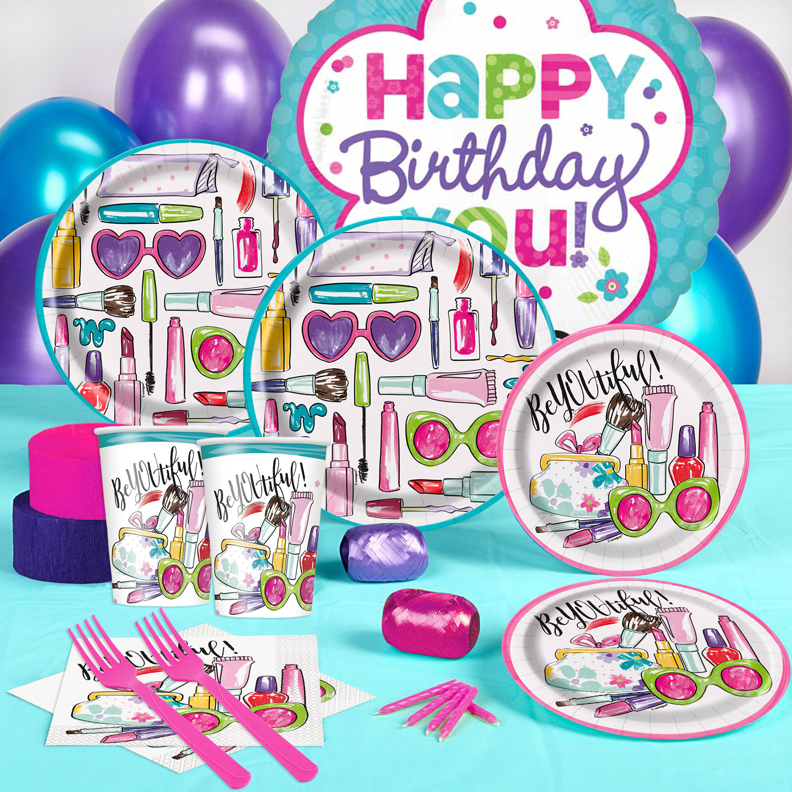 Spa Birthday Party Supplies Party Supplies Canada