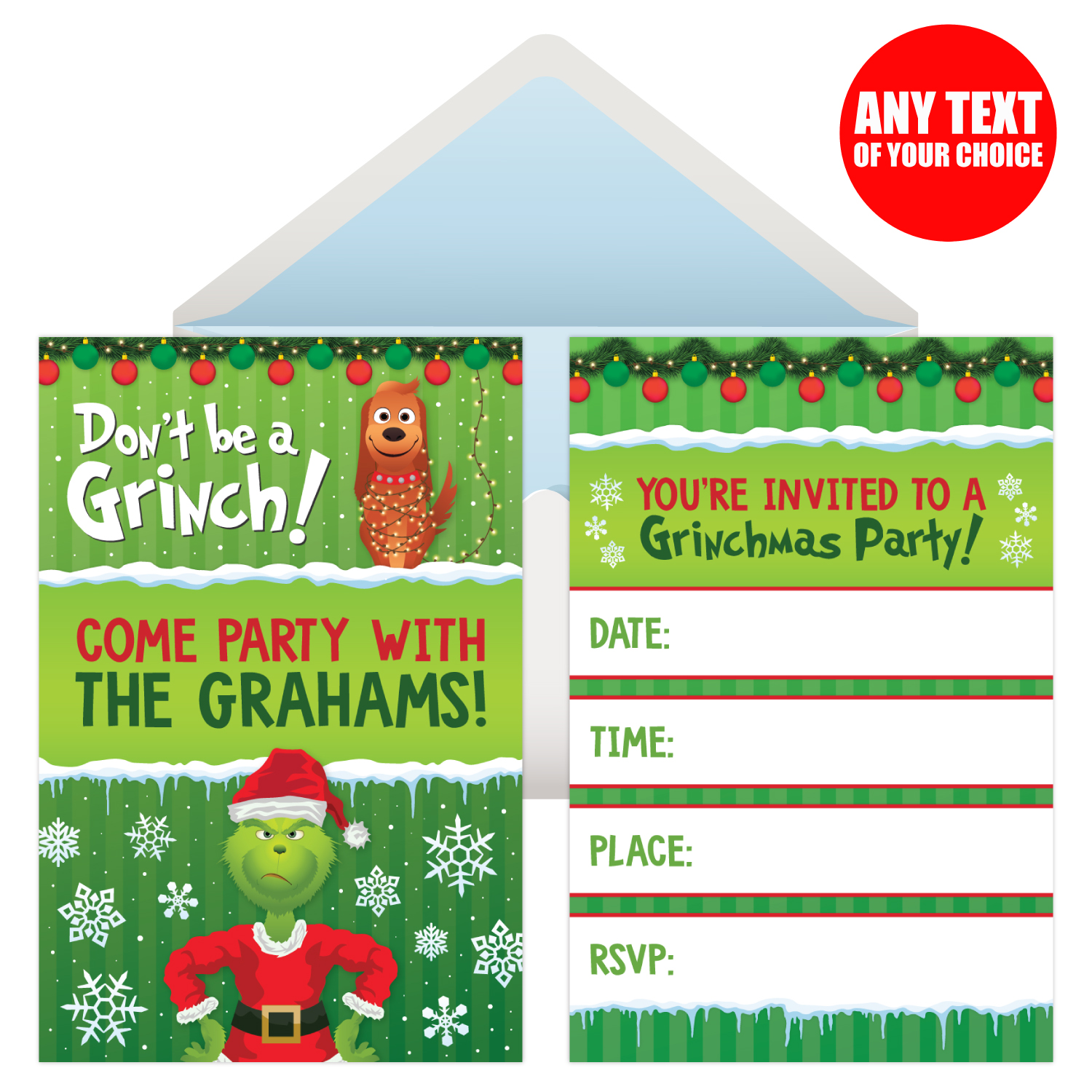 Grinch Party Supplies Party Supplies Canada Open A Party