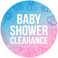 Baby Shower Clearance