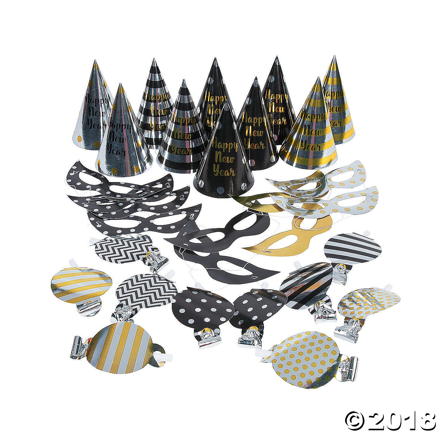 New Years Clearance Party Supplies Canada - Open A Party