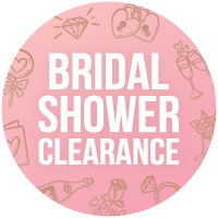 Bridal Shower Clearance Party Supplies