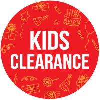 Kids Birthday Clearance to 90% OFF