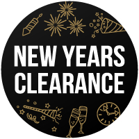 New Years Clearance