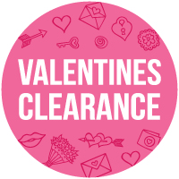 Valentines Clearance & Sale
