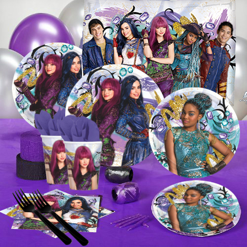 50 OFF Descendants 2 Party Pack For 8