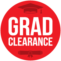 Graduation Clearance & Sale