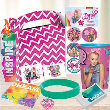Jojo Siwa Birthday Party Supplies Party Supplies Canada Open A Party