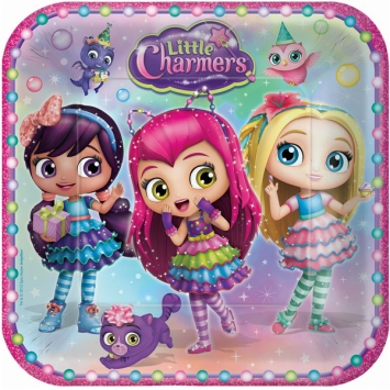 Little Charmers Birthday Party Supplies Party Supplies Canada - Open ...