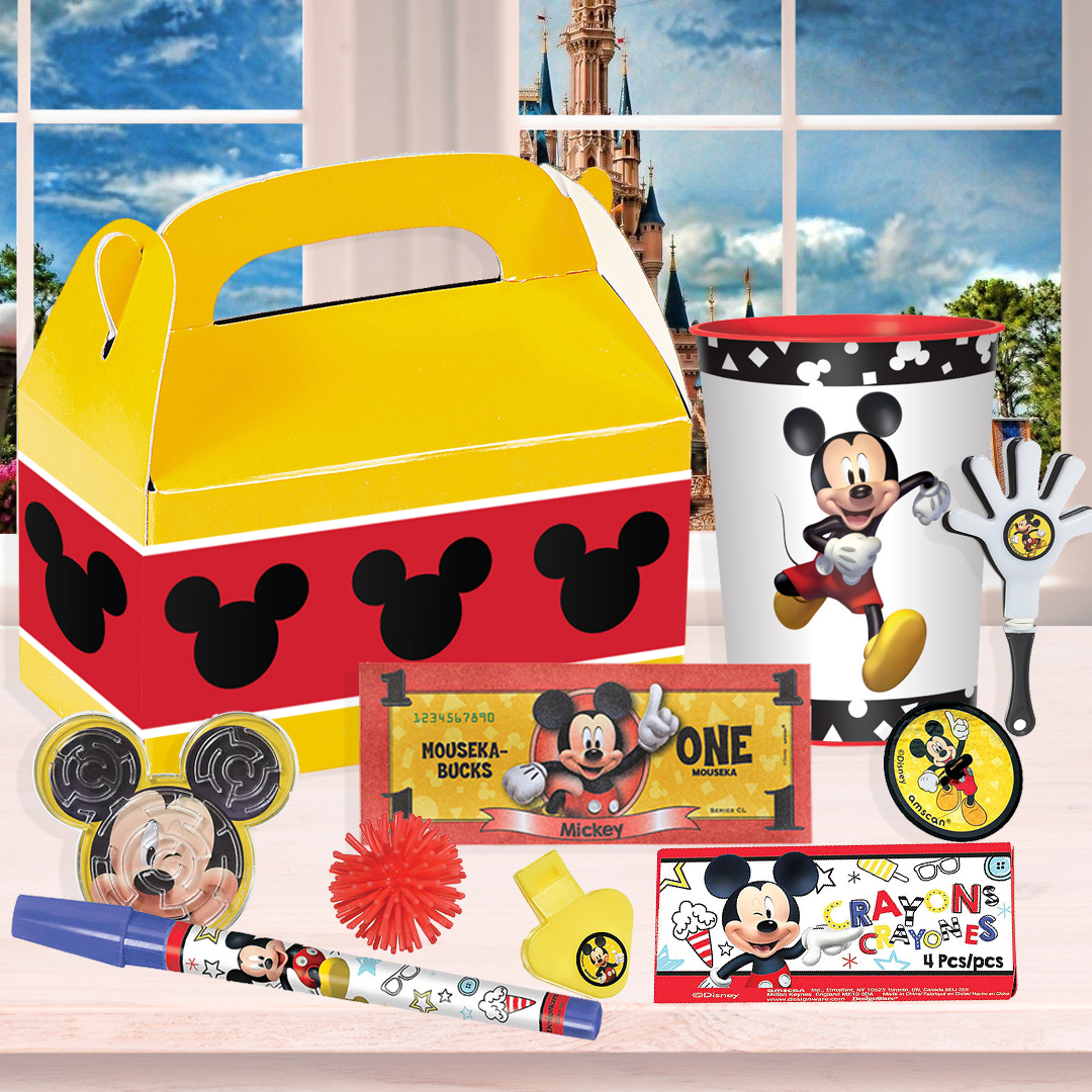 Mickey Mouse Clubhouse Decorations Party City from openaparty.com