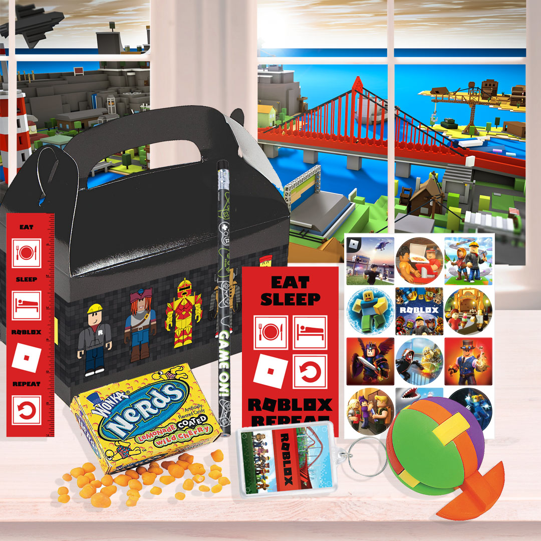 Roblox Birthday Party Supplies Party Supplies Canada Open A Party